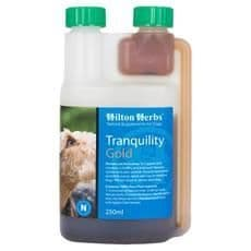 Hilton herbs canine tranquility gold